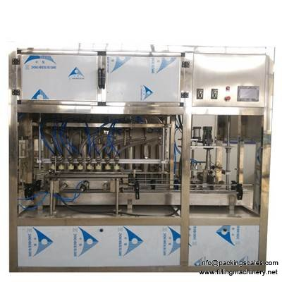Automatic Weight Filling Machine
